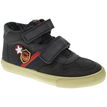 Zapatos Niño Zapatillas altas Pablosky BOTIN NIÑO  MARINO Azul