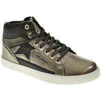 Zapatos Niña Zapatillas altas Lois 83918 marrón