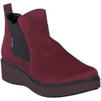 Zapatos Mujer Botines Mephisto EMIE Rojo