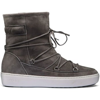 Zapatos Mujer Botines Moon Boot BOTA MOON BOOT PULSE MID Gris