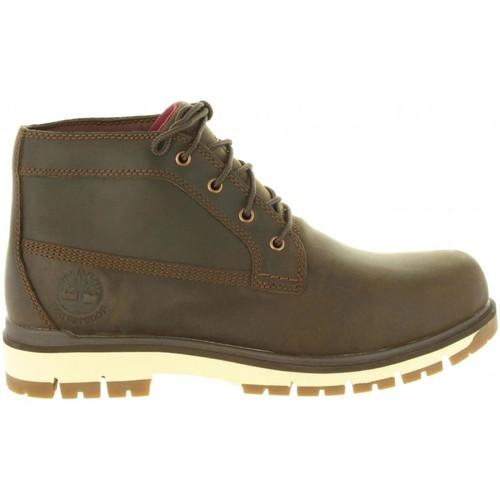 Zapatos Hombre Botas urbanas Timberland A1UOW RADFORD Marr?n