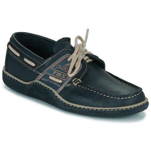 Zapatos especiales para hombres y mujeres TBS GLOBEK Marino