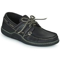 Zapatos Hombre Zapatos náuticos TBS GLOBEK Negro