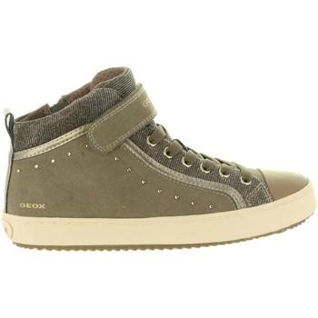 Zapatos Niña Zapatillas altas Geox J744GI 0AFEW J KALISPERA Beige