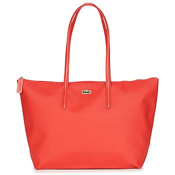 Bolsos Mujer Bolso shopping Lacoste L 12 12 CONCEPT Rojo