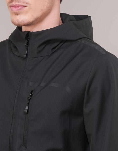Textil Negro Hombre Cazadoras Tirpirute Geox OkXiTuPZ