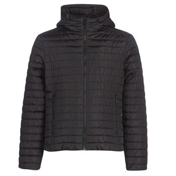 textil Hombre Plumas Geox TIRPIRUNE Negro