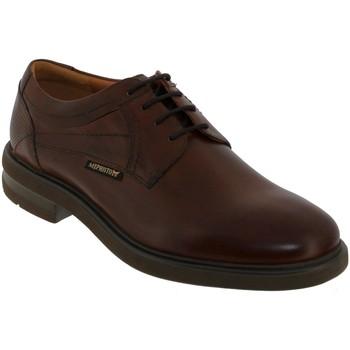 Zapatos Hombre Derbie Mephisto Olivio Cuero marrón