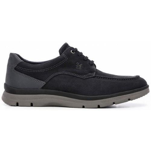 24 Hrs 24 Hrs 10489 Azul azul - Envío gratis | ! - Zapatos Zapatos de trabajo Hombre
