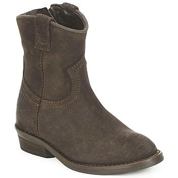Zapatos Niños Botas de caña baja Hip GARDU Oscuro