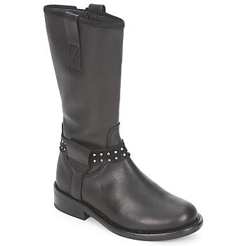 Zapatos Niña Botas de caña baja Hip GRABI Negro