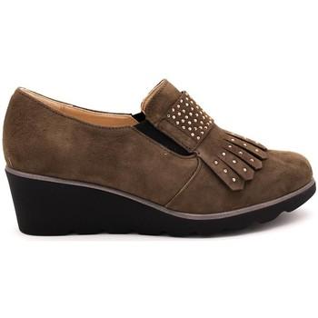 Zapatos Mujer Mocasín D Chicas 3711 Verde