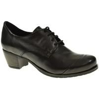 Zapatos Mujer Derbie Cumbia ZAPATO TACÓN  NEGRO Negro