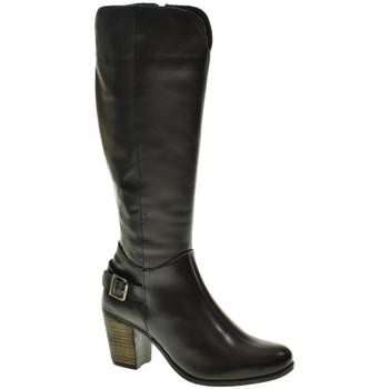 Zapatos Mujer Botas Cumbia 31055 Negro