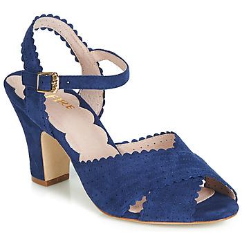Zapatos Mujer Sandalias Miss L'Fire BEATRIZ Azul