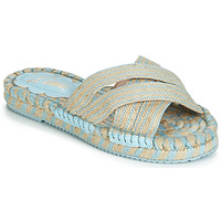 Zapatos Mujer Sandalias Miss L'Fire BOHEME Azul