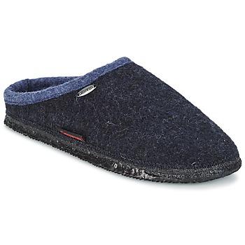 Zapatos Hombre Pantuflas Giesswein DANNHEIM Marino