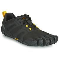 Zapatos Hombre Running / trail Vibram Fivefingers V-TRAIL Negro / Amarillo