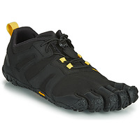 Zapatos Mujer Running / trail Vibram Fivefingers V-TRAIL Negro / Amarillo