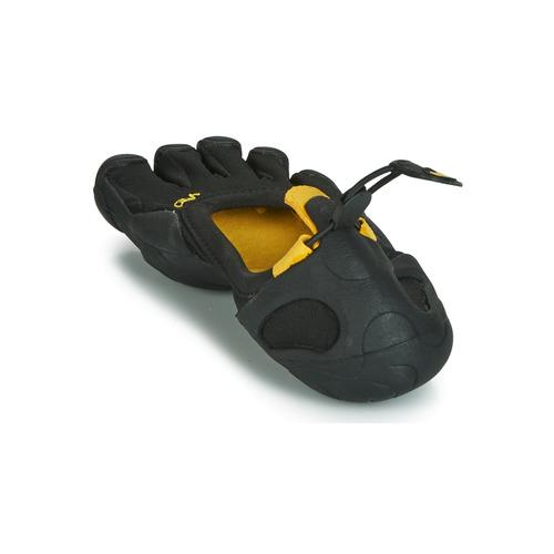 Zapatos Multideporte NegroAmarillo Fivefingers Mujer Classic Vibram NPknwZ0X8O