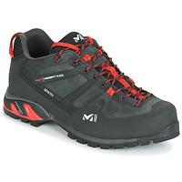 Zapatos Hombre Senderismo Millet TRIDENT GUIDE GTX Negro / Rojo