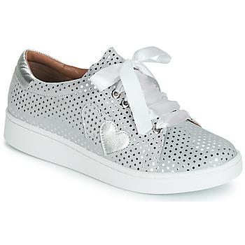 Zapatos Mujer Zapatillas bajas Cristofoli ARE Plata