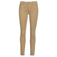 textil Mujer pantalones con 5 bolsillos Armani Exchange HELBIRO Beige