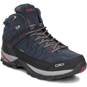 Zapatos Hombre Senderismo Cmp 3Q1294762BN Negro