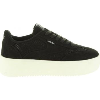 Zapatos Mujer Zapatillas bajas MTNG 69389 CLAUS Negro