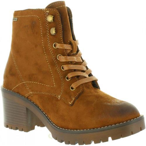 Zapatos Mujer Botas urbanas MTNG 57511 Marr?n