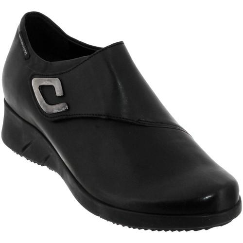 Zapatos Mujer Mocasín Mephisto Marysia Cuero negro