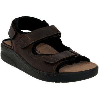 Zapatos Hombre Sandalias Mobils By Mephisto VALDEN Cuero marrón