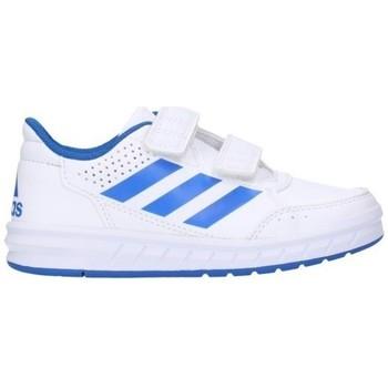 61973bc6979 Zapatos Niño Zapatillas bajas adidas Originals BA9516 - BA9525 Niño Azul  bleu