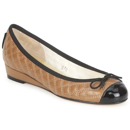 Zapatos Mujer Bailarinas-manoletinas French Sole HENRIETTA Topotea