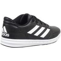 Zapatos Niños Zapatillas bajas adidas Originals Altasport K Negro