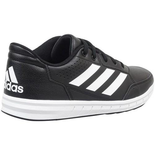 Zapatos Niños Zapatillas bajas adidas Originals Altasport K Negros
