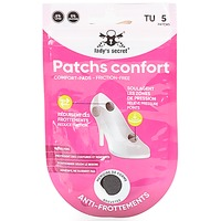 Accesorios Mujer Complementos de zapatos Lady's Secret COUSSINETS ANTI-DOULEUR NO HURT Negro