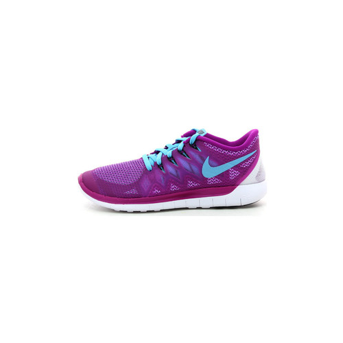 Zapatos Mujer Running / trail Nike Wmns Free 5.0 violeta