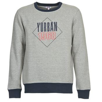 textil Hombre sudaderas Yurban CEDRIC Gris
