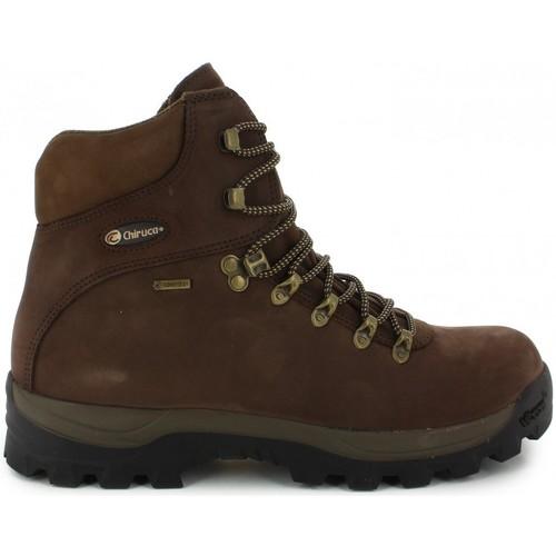Zapatos Botas Chiruca Botas  Urales 12 Gore-Tex Marrón