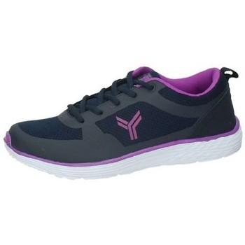 Zapatos Mujer Zapatillas bajas Yumas Deportivos lila Violeta