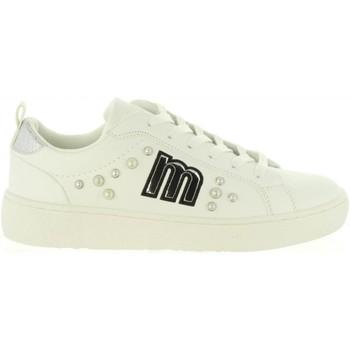 Zapatos Mujer Zapatillas bajas MTNG 69360 Blanco