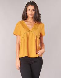 textil Mujer Tops / Blusas Betty London JOCKY Amarillo