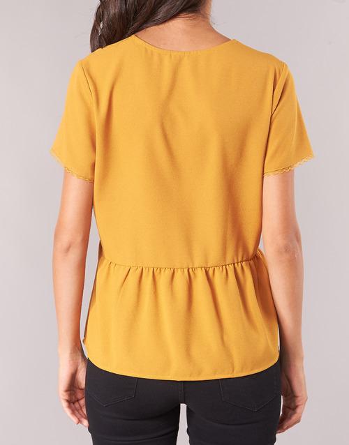 Jocky Amarillo Mujer London Textil TopsBlusas Betty 2YHED9IW