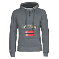 textil Hombre Sudaderas Geographical Norway GYMCLASS Gris