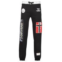 textil Hombre Pantalones de chándal Geographical Norway MYER Negro