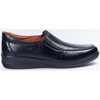 Zapatos Mujer Mocasín Luisetti Zapatos Profesional  0302 Negro Negro