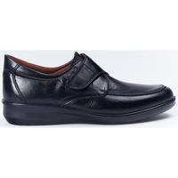 Zapatos Mujer Mocasín Luisetti Zapatos Profesional  0306 Negro Negro