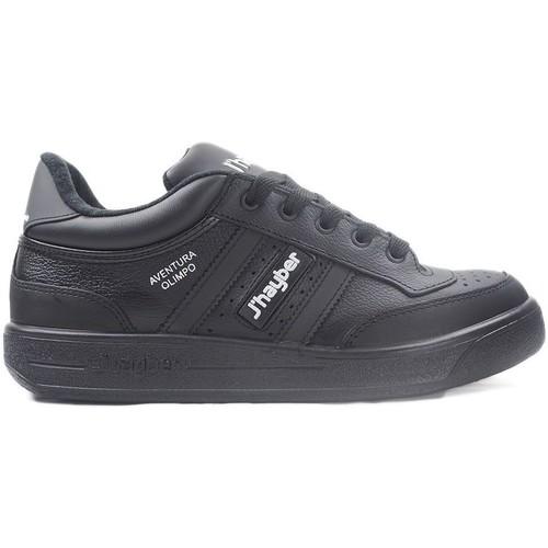 Zapatos Mujer Zapatillas bajas J´hayber Zapatillas  New Olimpo Negro Negro