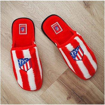 Zapatos Mujer Pantuflas Andinas ZAPATILLAS ATLÉTICO DE MADRID Rojo